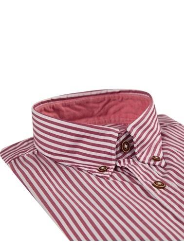 D'S Damat Gömlek Kırmızı